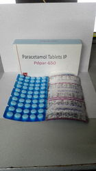 Paracetamol 650 Mg Tablets