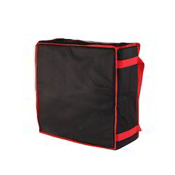Red & Black Delivery Bag