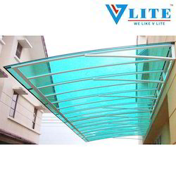 V- LITE Polycarbonate Roofing Sheet