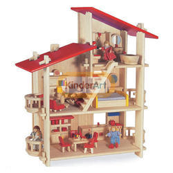 Multi Level Dollhouse