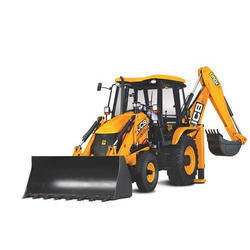 JCB Backhoe Loader Rental Services