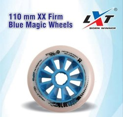110 mm XX Firm Blue Magic Wheel Set