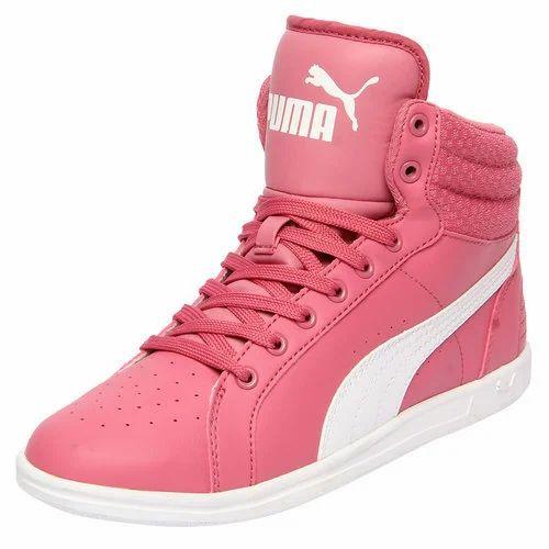 Puma Ladies Casual Shoes, Size: 5 - 8