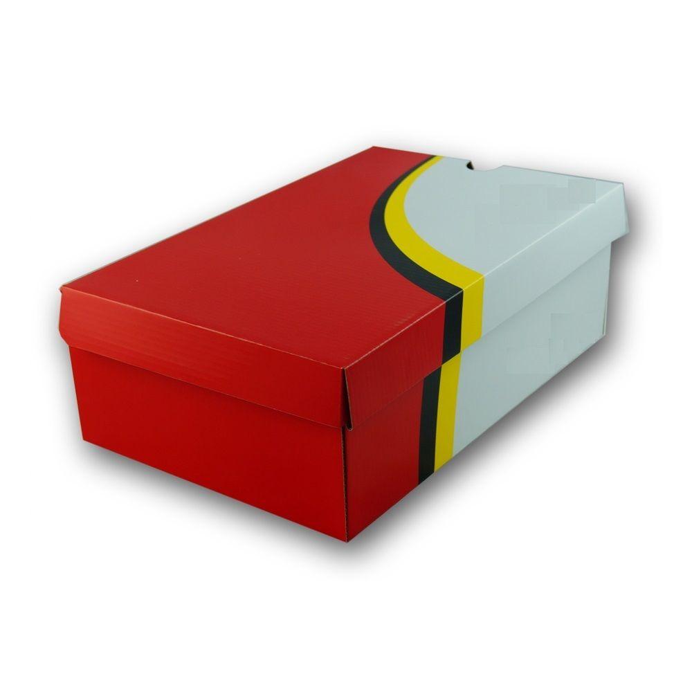 Corrugated Shoe Box, 3 mm, 250 GSM