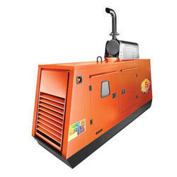 250 kVA Mahindra Powerol Diesel Genset