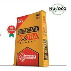 PPC (Pozzolana Portland Cement) Lafarge Duragaurd Extra Cement, Packing Size: 50 Kg, Packaging Type: Paper Sack Bag