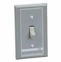 2510KF1 Single Unit Manual Electric Switch