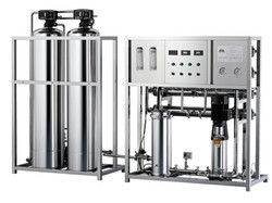 RO 3000 Lph SS  Ultraviolet With Ultra-filtration