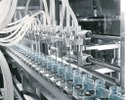 Automatic High Speed Servo Driven Linear Vial Injectable Liquid Filling Machine