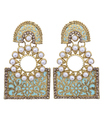 Hand Crafted Designer Imitation Earrings
