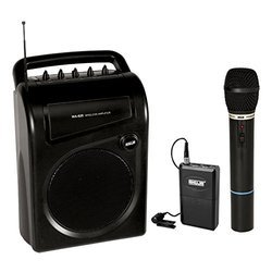 PA System with Mic and Speaker