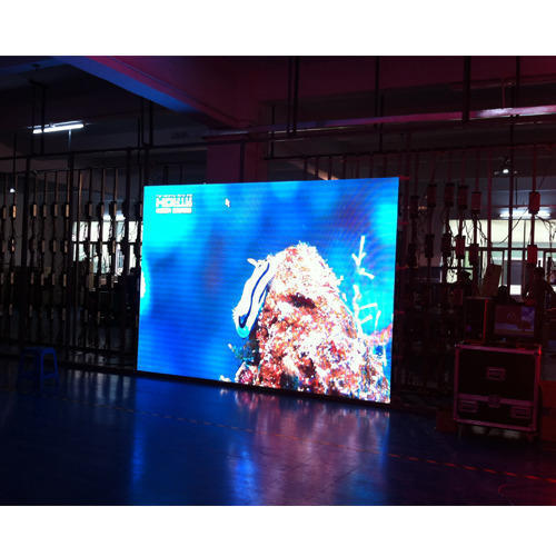 Full Colour Rectangle Stage Led Display Rs 5000 Square