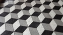 3D Diamond Paver Block