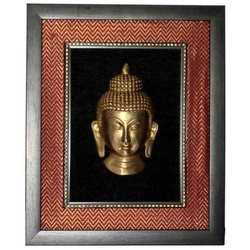 Wall Mounted Buddha Frame