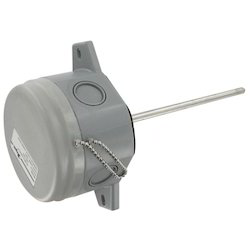 Grey Duct and Immersion Building Automation Temperature Sensor