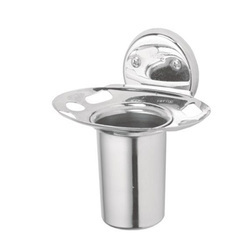 Ss Tumbler Holder, For Bathroom Fitting, Packaging Type: Box Paking
