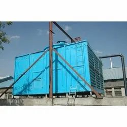 FRP Double Flow Cooling Tower