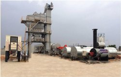 1500 Asphalt Batch Mix Plant