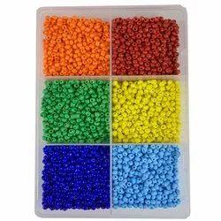 eshoppee multicolor beads diy kit