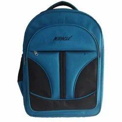 Miracle Blue and Black School Bag c4d5b8686804e