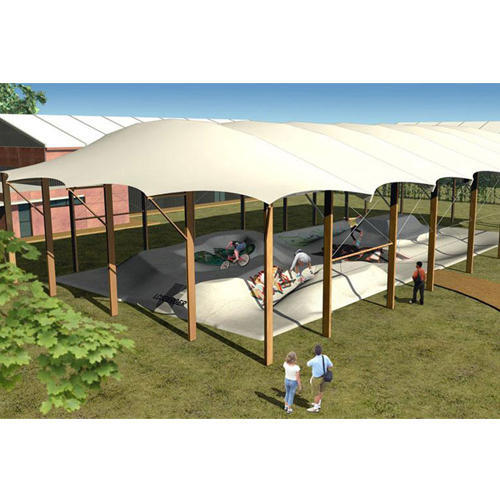 Playground Shade Canopy - Play Area Shade Canopy Manufacturer from