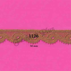 Elegant And Designer Zari Lace
