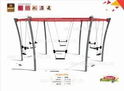 Metal Hexagonal Swing