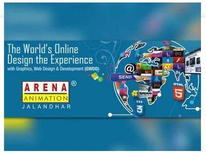 Web Design Course Web Designing Course Arena Animation Bmc Chowk Jalandhar Jalandhar Id 19037875262
