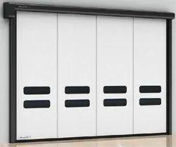SmartTek High Speed Roll Up Doors