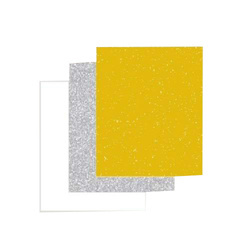 LC Silver Instant PVC Sheet (Dragon Sheet) (A4 Size)