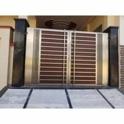 316 Stainless Steel Gate