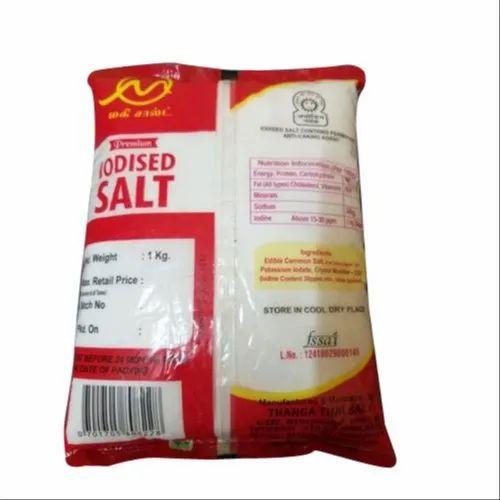 Premium Iodised Salt