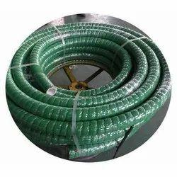 Green 20m Chemical Hose, 10 Bar