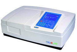 Double Beam UV Visible Spectrophotometer 8 Cell Holder