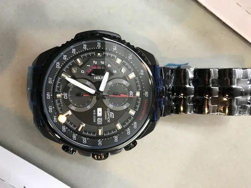 55e66edb9 Black Casio Edifice Watch, Edifice Casio, Rs 2250 /number, In Style ...