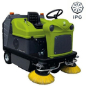 Industrial Ride On Floor Sweeper, Model: 1450 D, Max Speed: 6 Km/hr