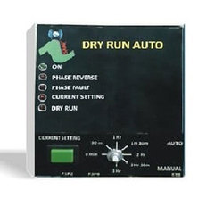 Dry Run Timer Auto Switch