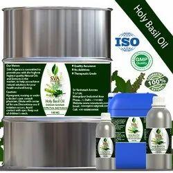 Holy Basil Oil Ocimum Sanctum Oil