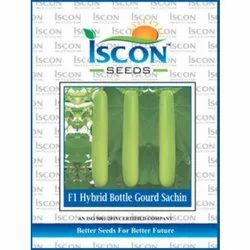 Iscon F1 Hybrid Bottle Gourd Sachin Seeds, Packaging Type: Packet, Packaging Size: 500g