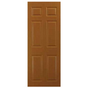 6 Panel Masonite Fero Door