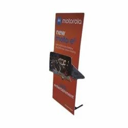 Sunboard Rectangle Advertising Banner Standee