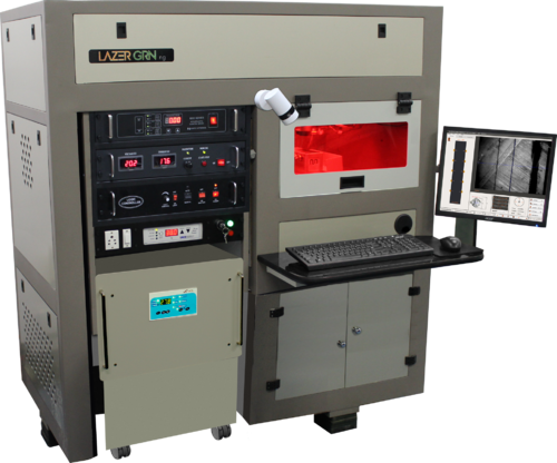 Green Laser For Diamond Cutting Green Laser Diamond Cutting Machine Lazer Grn Ng Ie Manufacturer From Surat