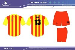 Boys Soccer Jersey