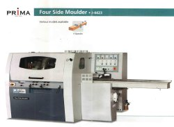 4423 Four Side Moulder