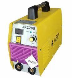 Single Phase Inverter ARC 200 welding machine