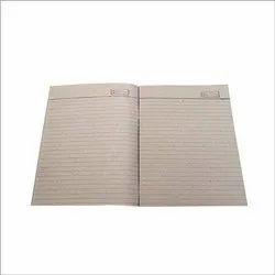 Soft Cover Single Line Rough Notebook