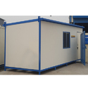Puff panel made container office 20x8x8'