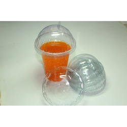 Pvc Transparent And Clear Disposable Plastic Dome Lid
