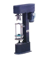 Semi Automatic Cap Sealing Machines
