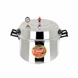 40L Kwitex Jumbo Commercial Pressure Cooker